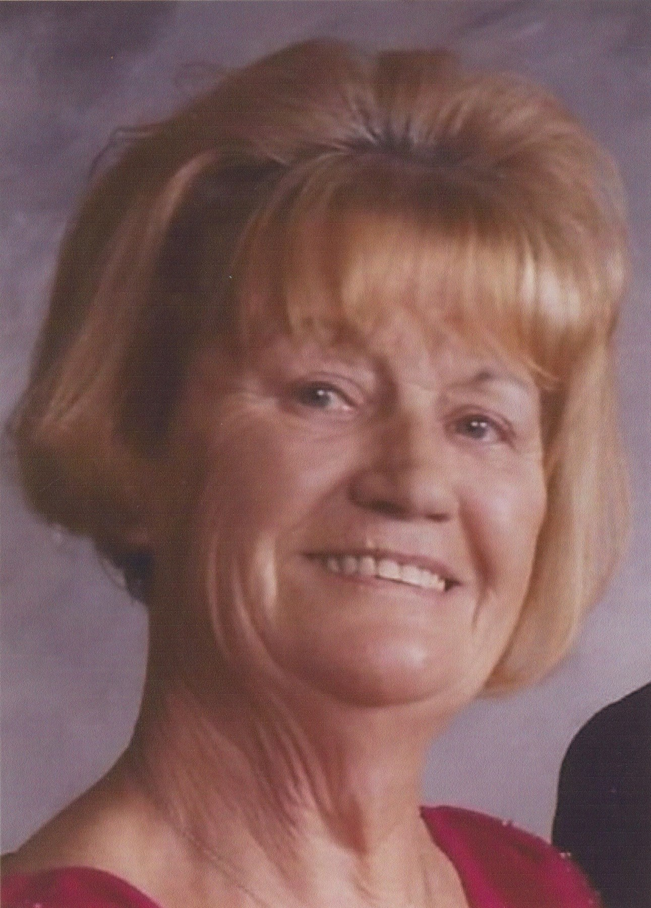 Nancy Arnold