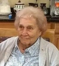 Marjorie Eleanor  McCarthy