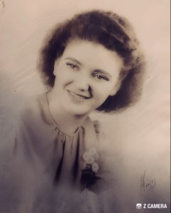 Judy Blanche  Taylor  Wilson
