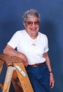 Freda Mary  Bek