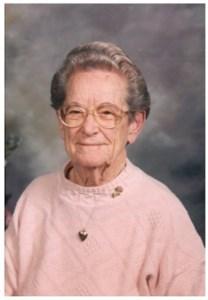 Maxine Shaffer  Rudisel