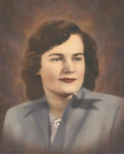 Betty Jo  (Richards) Parker