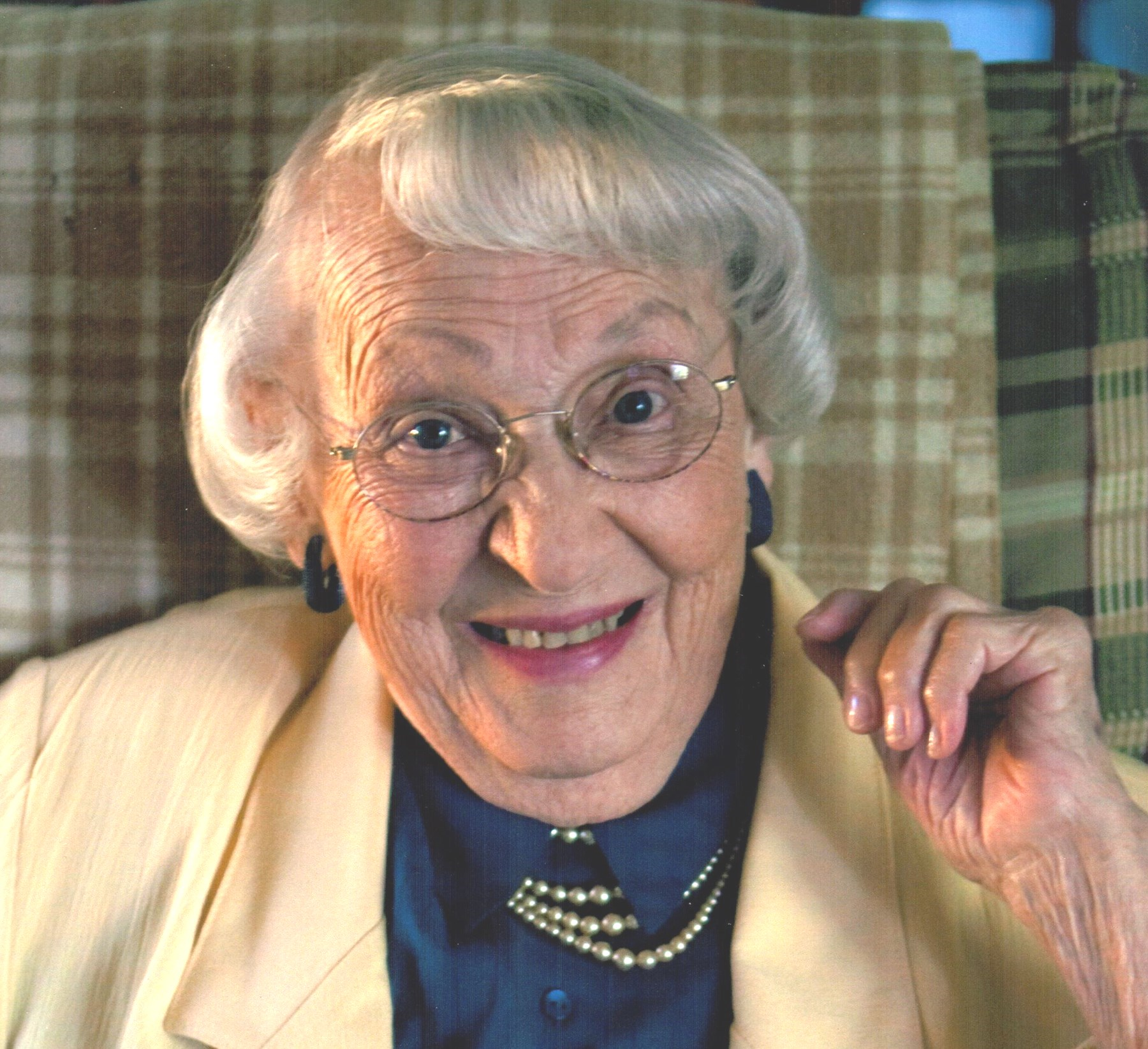 Edith Galilee  Clark
