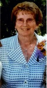 Gertrude M  Metzger