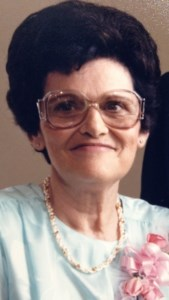"Betty Joyce ""Sis""  Crawford"