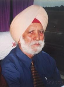 Mr. Sarup Singh  Thind