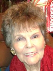 Margaret Gwen  McVey