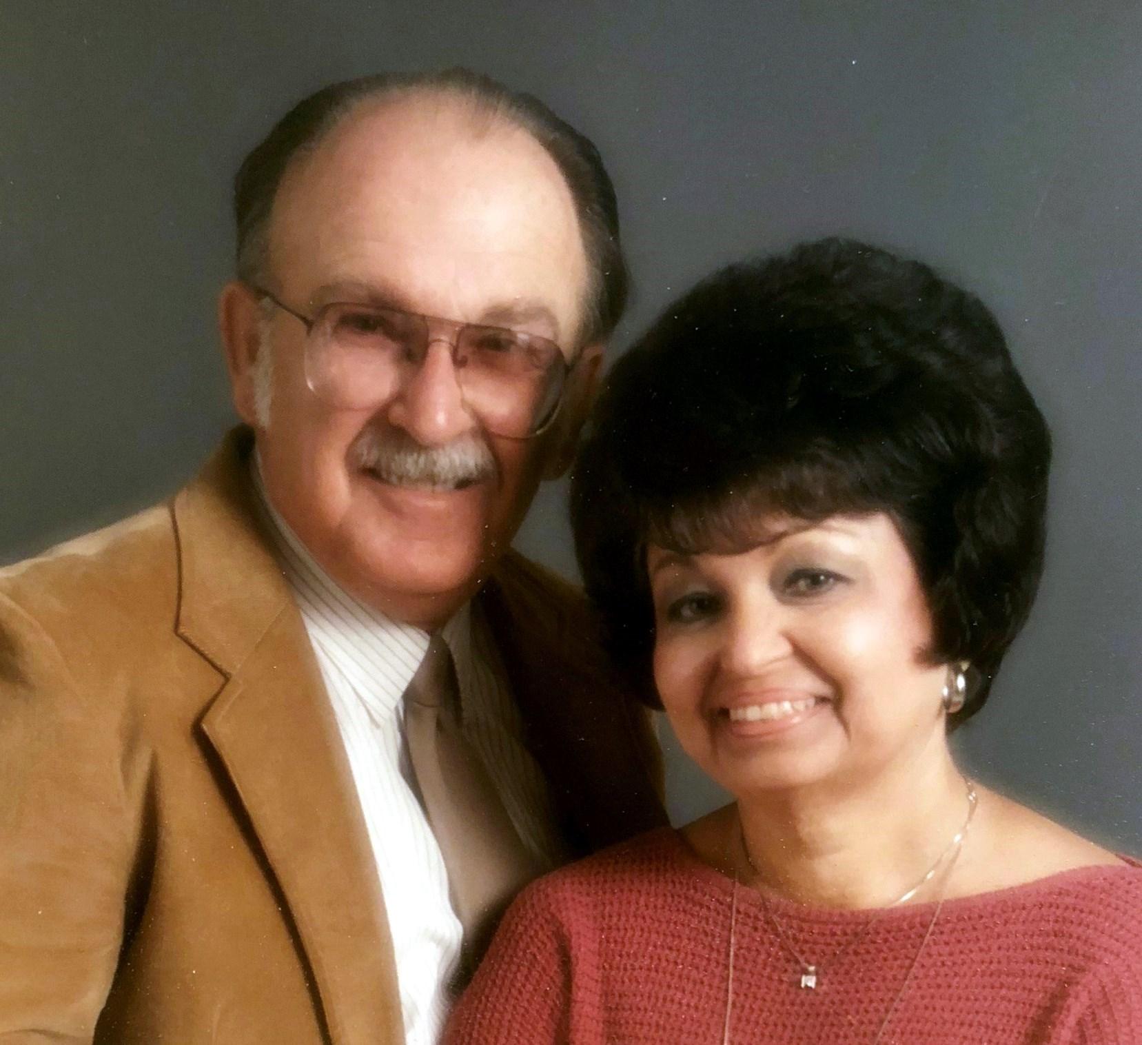 Rosalie & William  Wheat