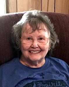 Betty Jo  McCants