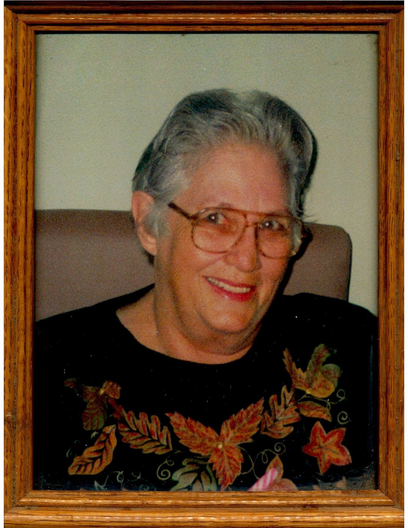 Thelma Jean  Oates