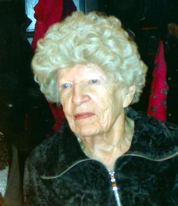 Clara M.  Restis