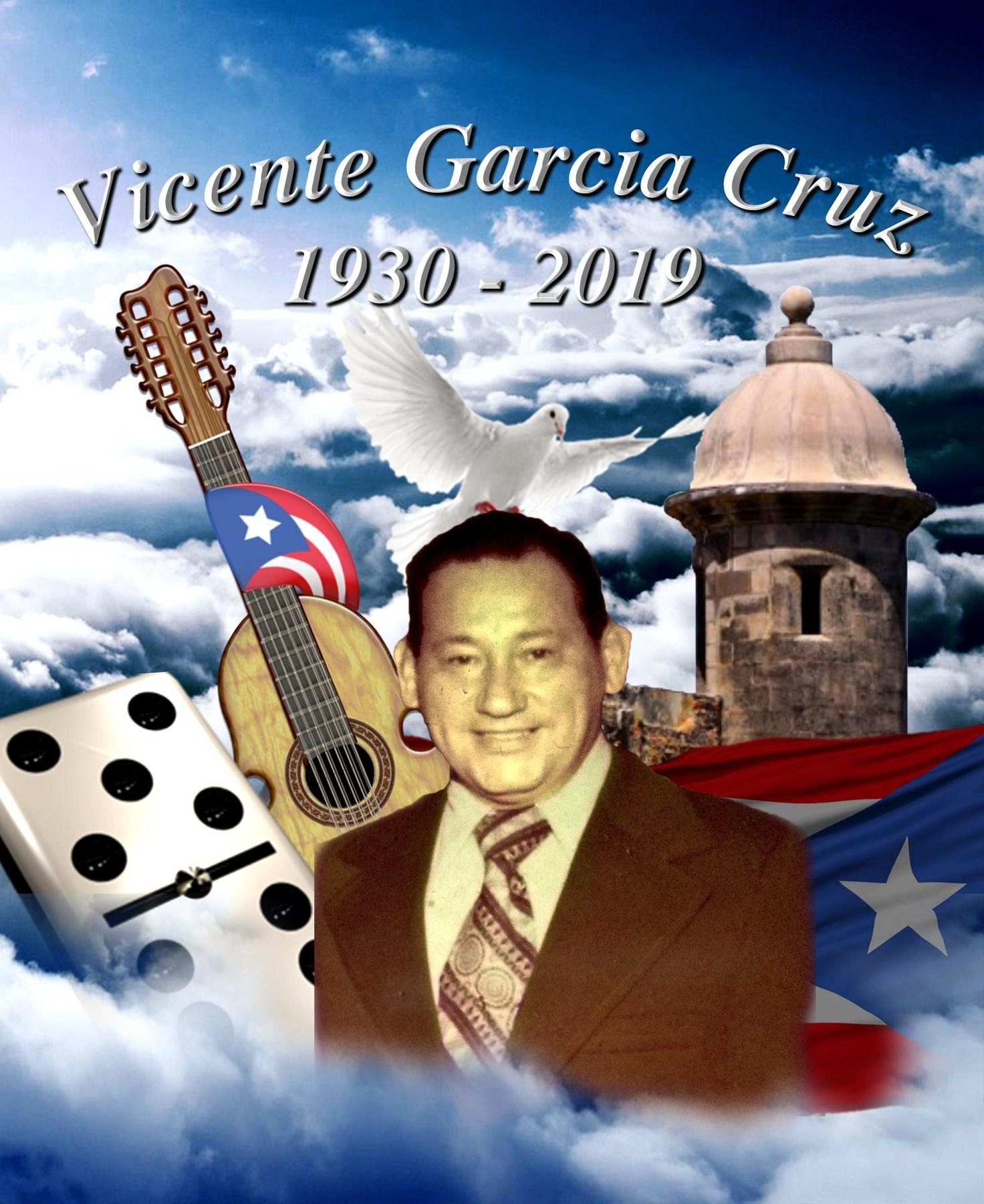Vicente  Garcia Cruz