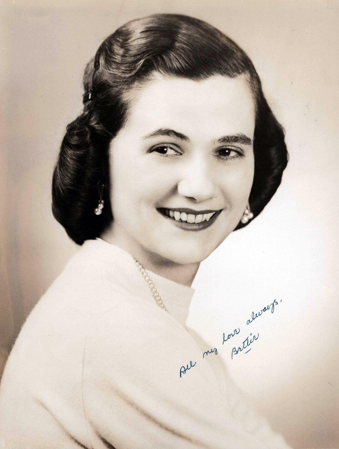 Bettie Ann Wood  Black