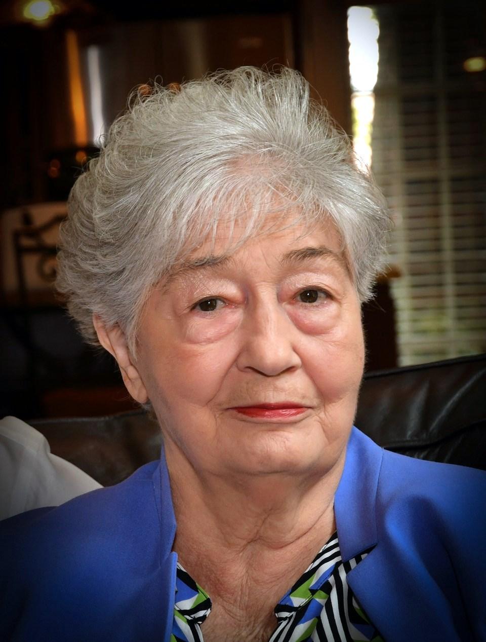 Velma Louise  Clodfelter Mullis