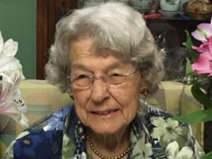 Evelyn Marie  Bauman