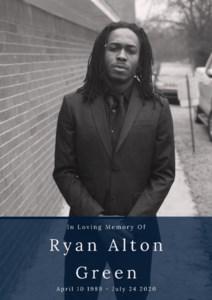 Ryan Alton  Green