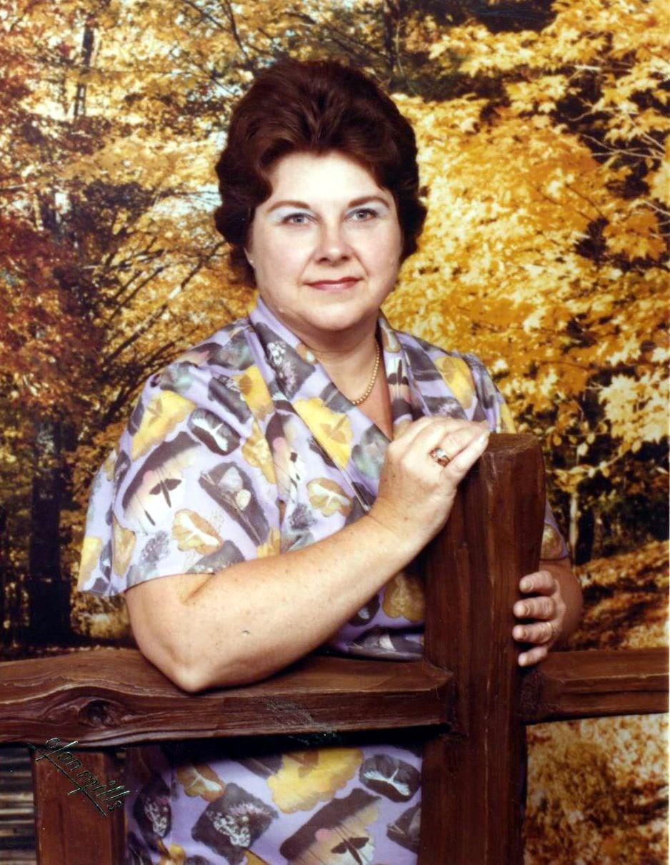 Barbara Maness  Robertson
