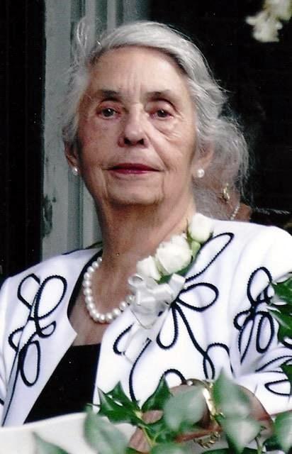Evelyn Moorhead  Teague