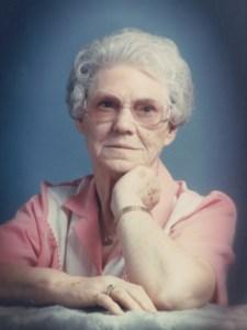 Josephine E.  Coates