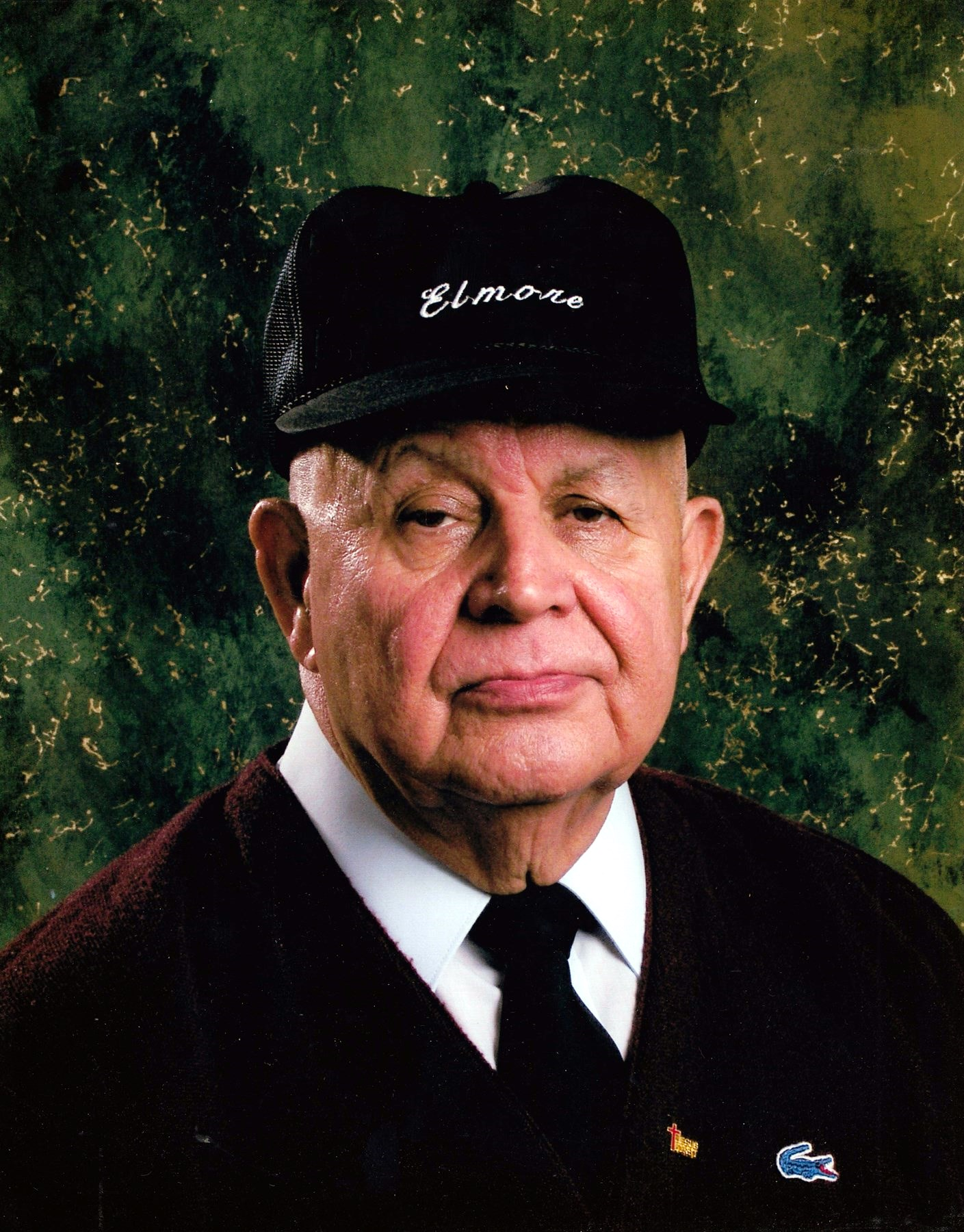 Clarence Elmore  Adams