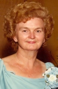 Dorothy  Wahlstrom