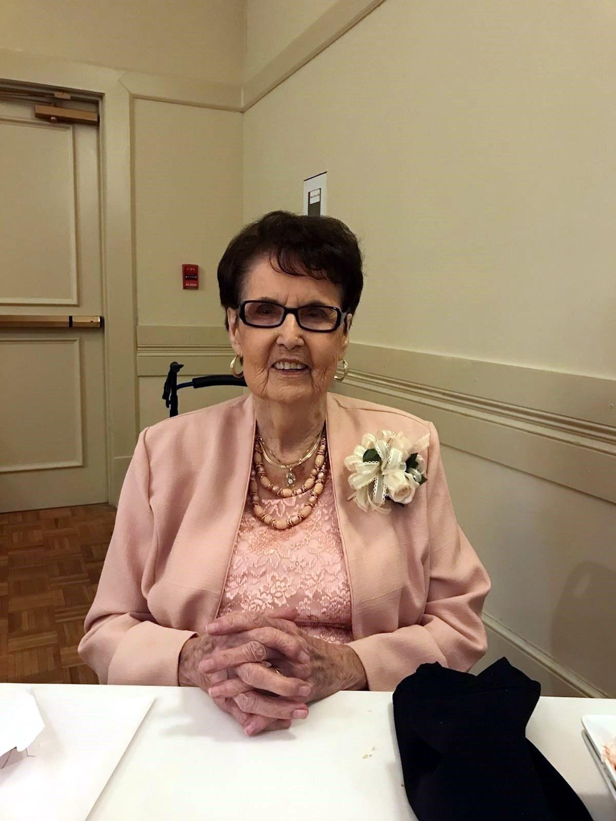 Audrey Rainey  McCaghren