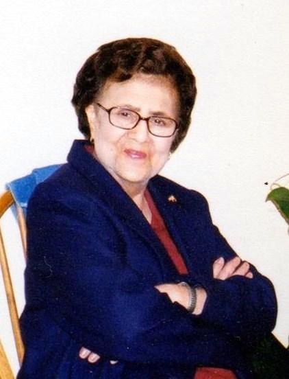Nicanora G.  Valdez