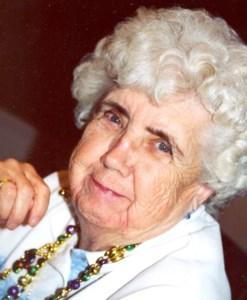 Vera Evelyn  Nichols