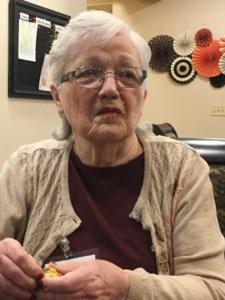 Betty Sue  Hollis