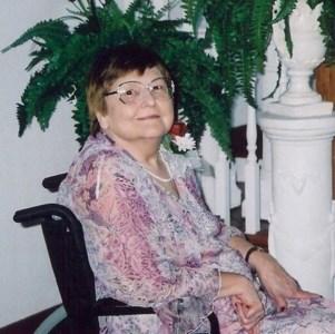 Nancy McFall  Gower