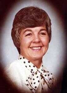 Shirley Napier  Parrish