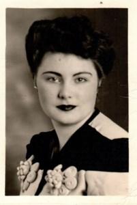 Velma Irene  Cook