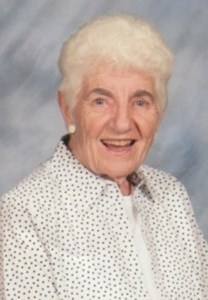 Marjorie Mae  Rowland