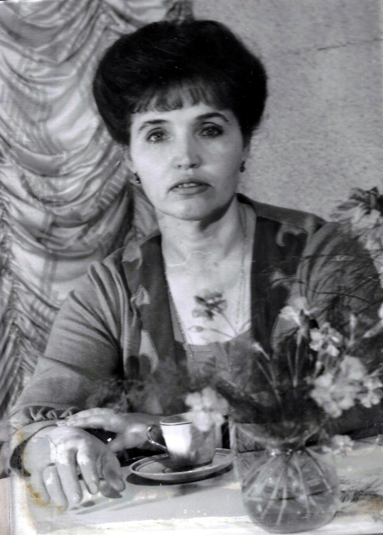 Lidia Vasilievna  Ilina