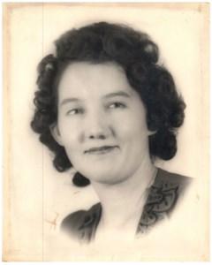 Doris Jean  Cooper