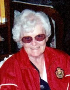 Marjorie Ruth  Manley