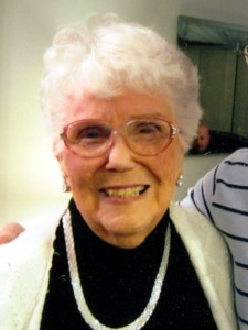 Blanche Edith  Johnson