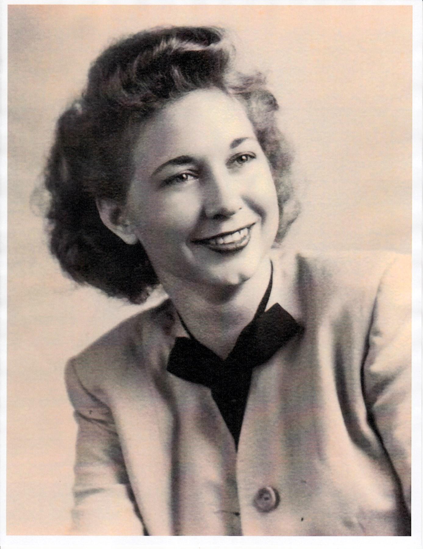 Flora Martin  Wright