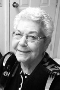 Bernice Georgean  Ball