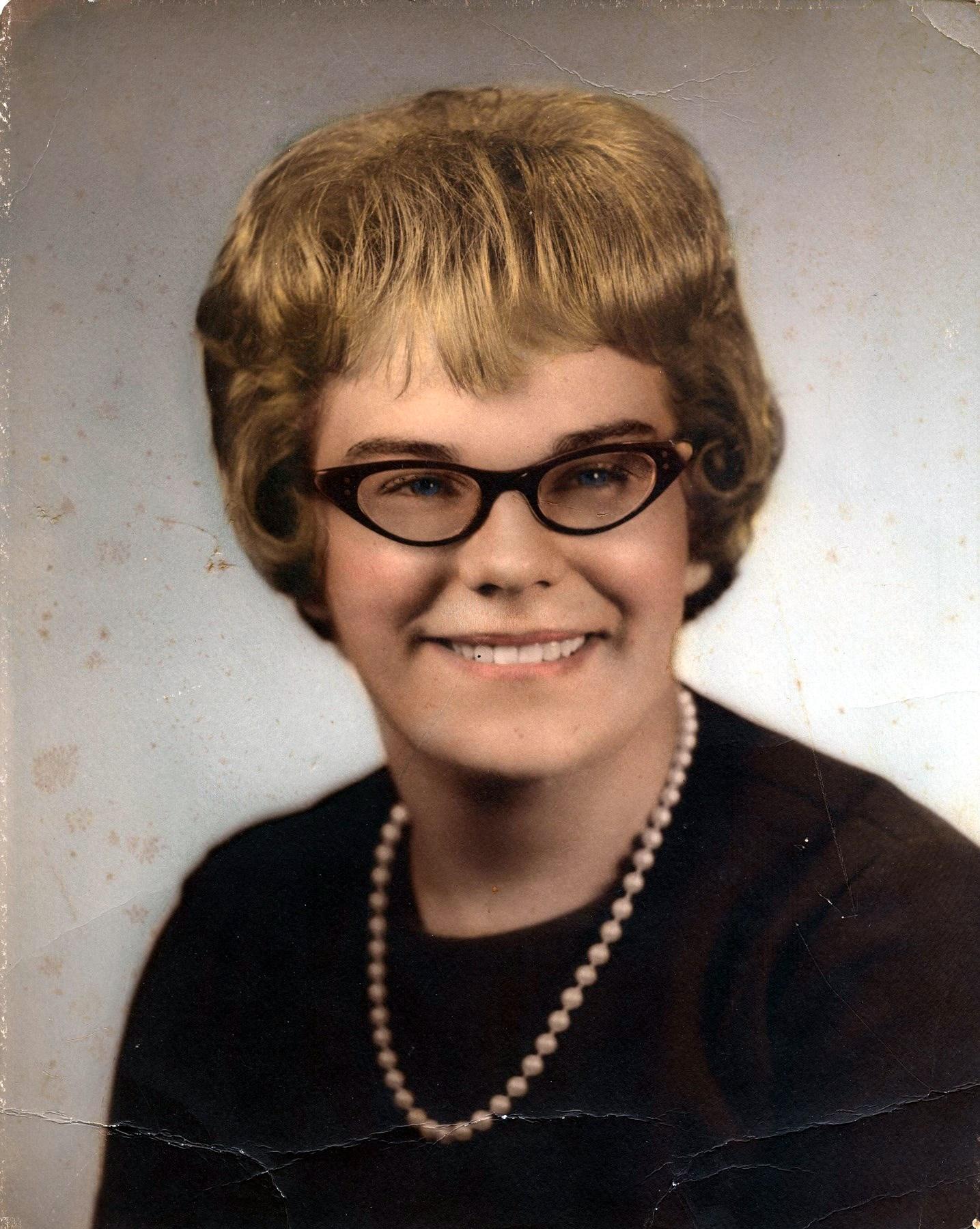 Jacqueline M.  Hargraves