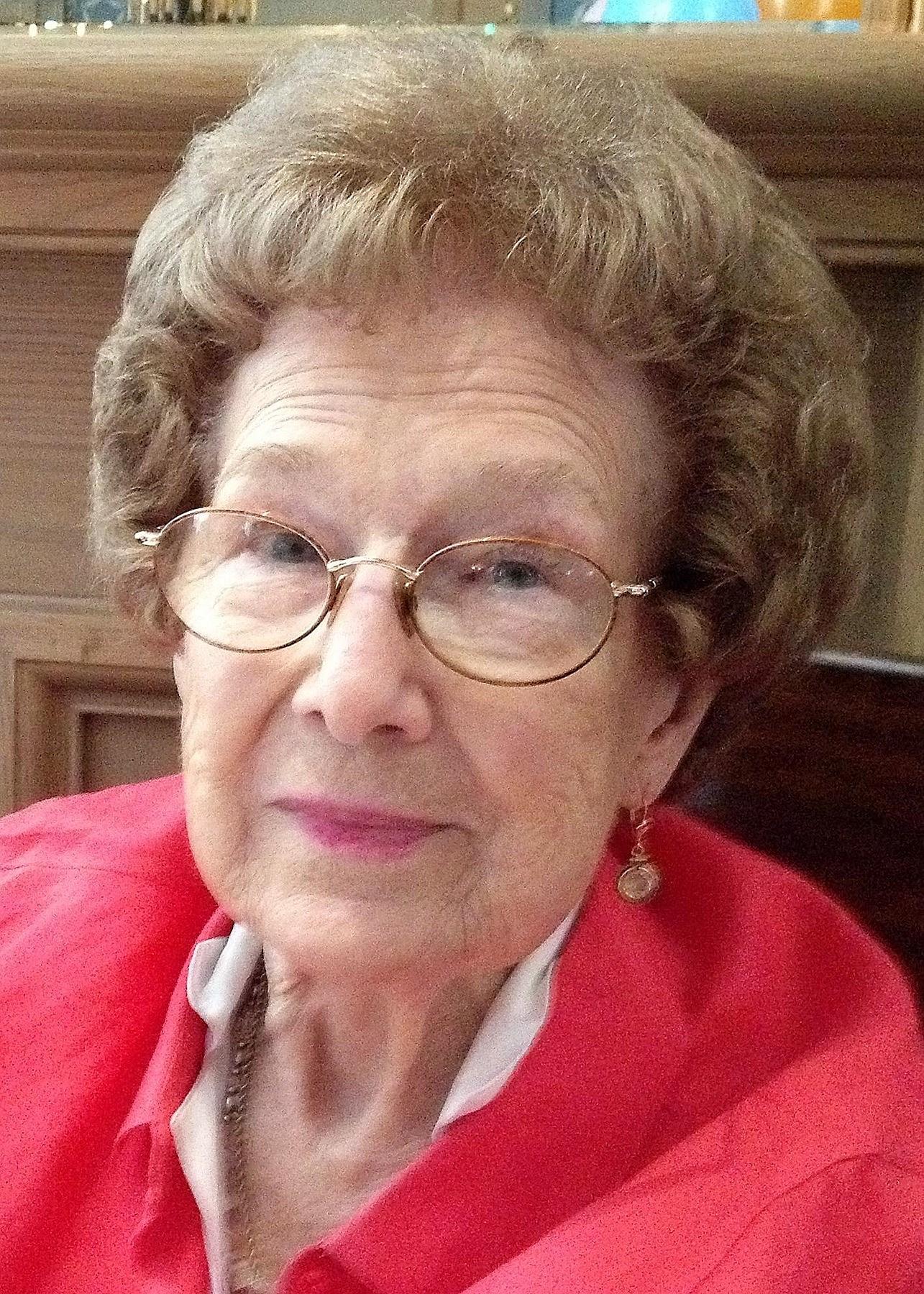 Gloria Baldwin  Hedrick