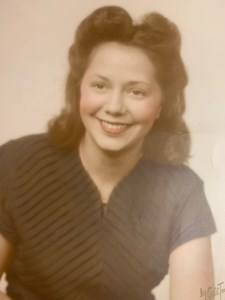 Pearl Irene  Wright
