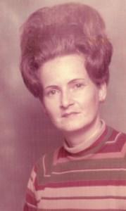 """Sue """"Min"""" Elaine  Burk"""