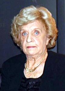 Noëlla  Côté (née Poirier)