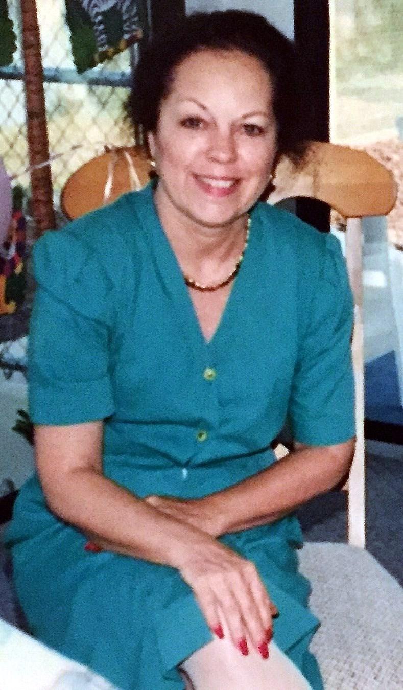 Shirley Baldwin  Barnes