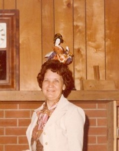Lois Clyde  (Wise) Bullard