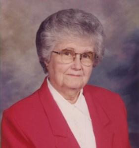 Barbara Jeanette  (Warren) Wright