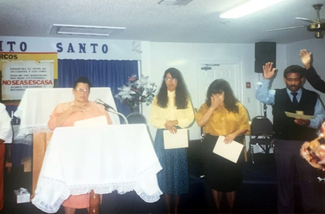 Evelyn Burgos Obituary Orlando Fl