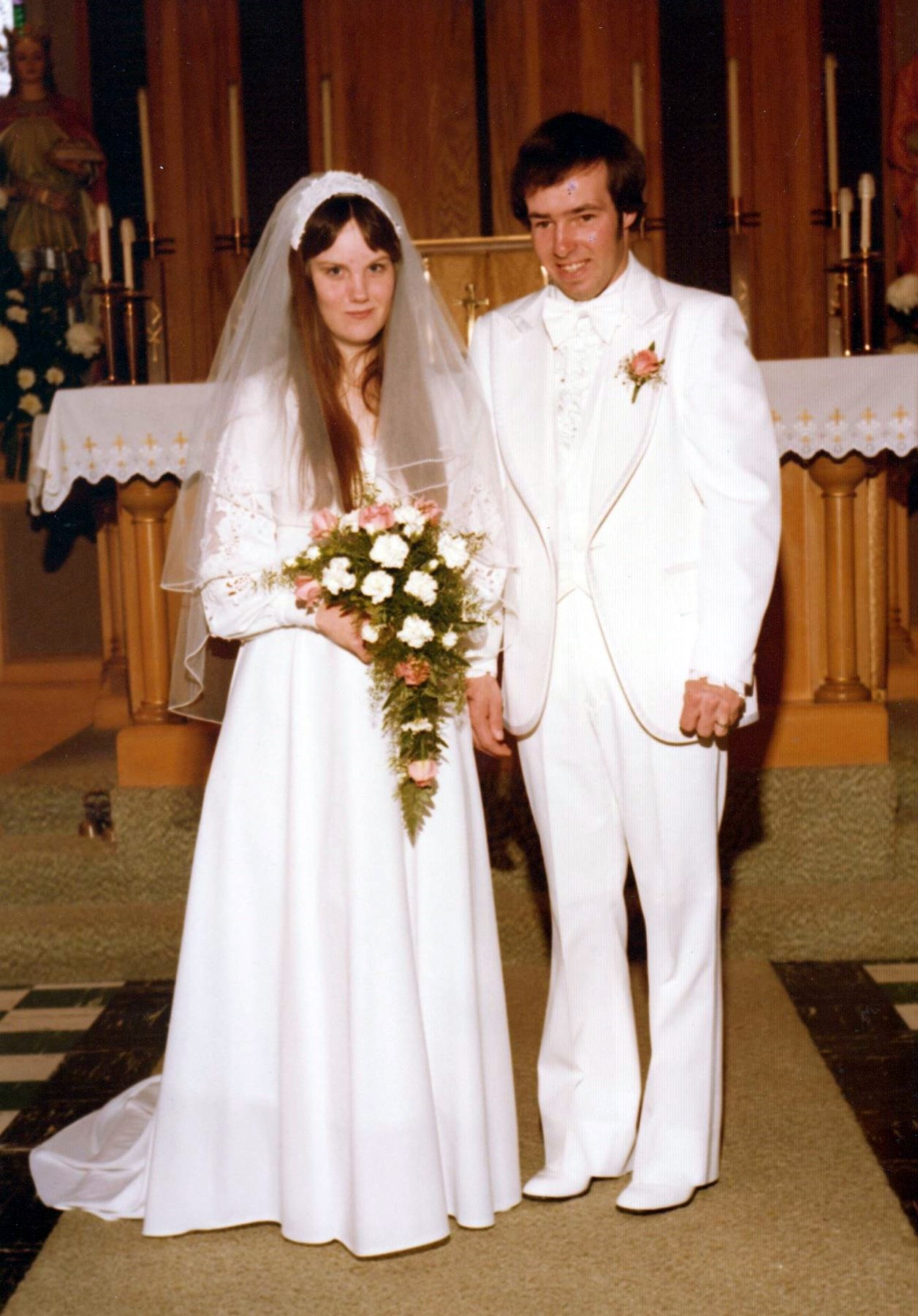 Cliff and Kelly  Hudson
