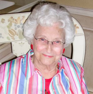 Hilda Gene  ST. JOHN
